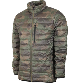 Volcom Volcom Mens Puff Puff Give Jacket