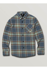 Volcom Volcom, Little Boys, Caden Plaid Long Sleeve