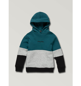 Volcom Volcom, Youth Single Stone Division Pullover Hoodie