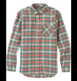 burton Burton, Womens, Grace LS Woven Flannel Shirt