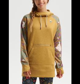burton Burton, Womens Oak Long Pullover Hoodie