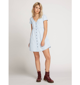 Volcom Volcom, Womens, Making me Plaid Dress