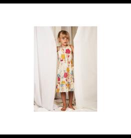 MiniRodini Mini Rodini, Seahorse Flounce dress