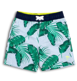 Shade Critters Shade Critters, Botanical Blue Boys Trunks