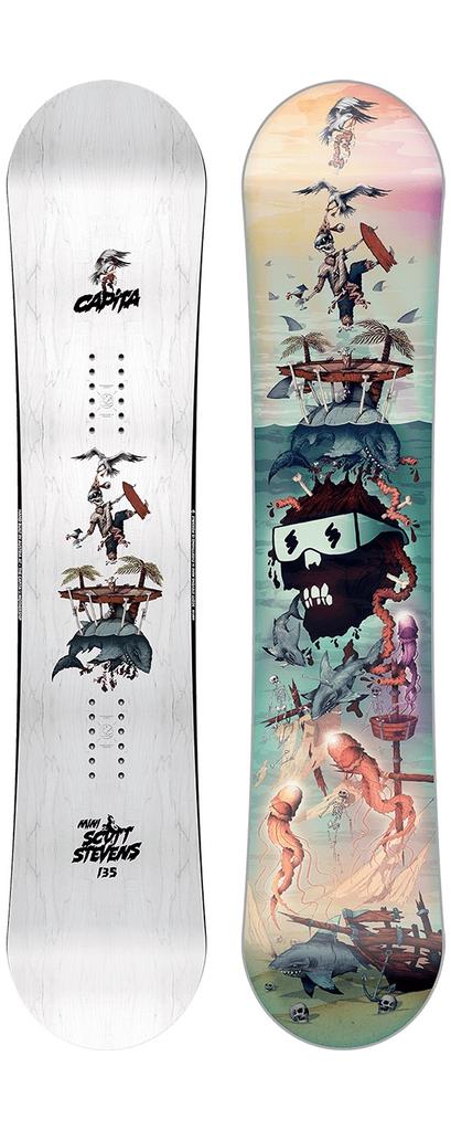 Capita, Scott Stevens Mini Snowboard