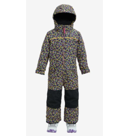 burton Burton, Girls Mini Shred Illusion One Piece Snow Suit