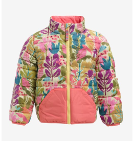 burton Burton, Girls Mini Shred Evergreen Down Jacket