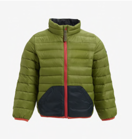 burton Burton, Boys Mini Shred Evergreen Down Jacket