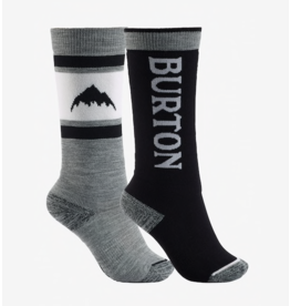 burton Burton, Youth 2 Pack Weekend Snowboard Socks