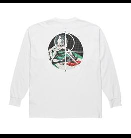 Polar Skate Co Polar, Lambo Life Fill Logo Long Sleeve