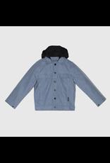 Gosoaky Gosoaky, The Crow, Unisex Lined Jacket