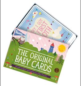Milestone Milestone Cards, Baby
