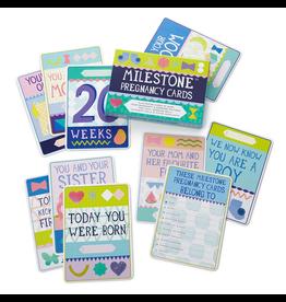 Milestone Milestone Cards, Pregnancy