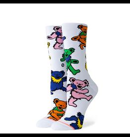 Stance Stance, Womens Grateful dead Bears Choice Sock