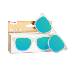 FCTRY Hipster Kid, Baby Opticals, Gold Series