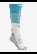 burton Burton, Womens Perfomance + Lightweight Snowboard Sock