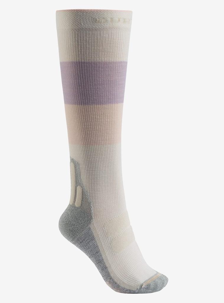 burton Burton, Womens Performance+ Ultralight Compresssion Snowboard Sock
