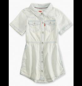 Levis Levis, Child Short Sleeve Western Dress