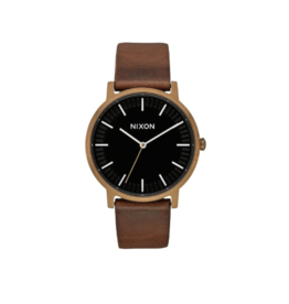 Nixon Nixon, Porter Leather Watch