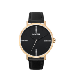 Nixon Nixon, Arrow Leather Watch