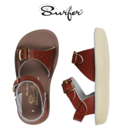 Saltwater Salt Water Sandals, Surfer Youth