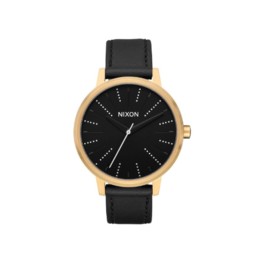 Nixon Nixon, Kensington Leather Watch