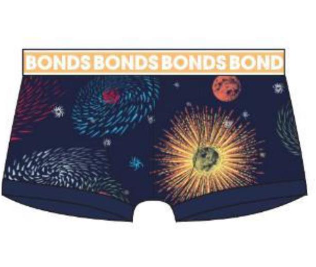 Bonds Bonds, Boys New Era Trunk