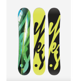 Yes, Hel Yes Snowboard