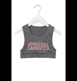 Spiritual Gangster Spiritual Gangster, Girls, SG Varsity Gradient Active Bra