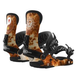 Union Bindings Union Gnarly Acid Wash Binding