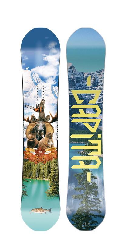 Capita, Jess Kimura Pro Snowboard