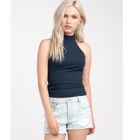 RVCA RVCA, Follow Me Mock Neck Tank Top