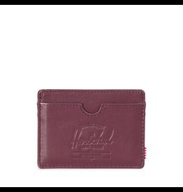 Herschel Supply Co Herschel, Charlie Leather Card Holder Wallet.