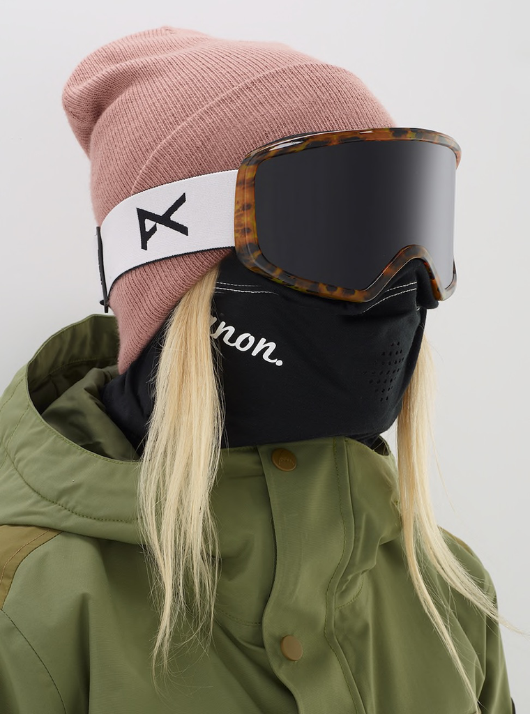 Anon Anon, Womens Deringer Goggle + MFI Face Mask