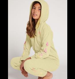Volcom Volcom, Youth Girls, Zippety Zip Hooded Sweatshirt
