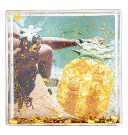 Sunny Life Sunnylife, Glitter Photo Frame Square