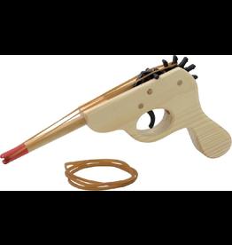 Vilca Vilac, Wooden Toy Gun