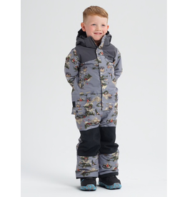 burton Burton, Boys Mini Shred Striker One Piece Snow Suit