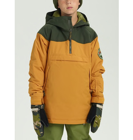 burton Burton, Boys Hightrack Anorak Jacket