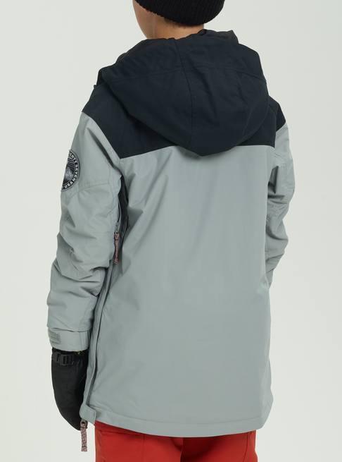burton Burton, Boys Hightrack Anorak Jacket