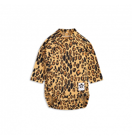 MiniRodini Mini Rodini,  Basic Leopard Wrap Body