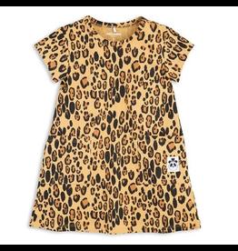 MiniRodini Mini Rodini, Basic Leopard Dress