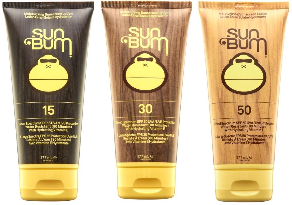 sunbum Sun Bum, Moisturizing Sunscreen Lotion, 177ml