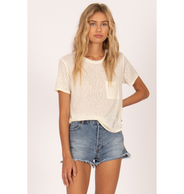 Amuse, On The Run Knit Top