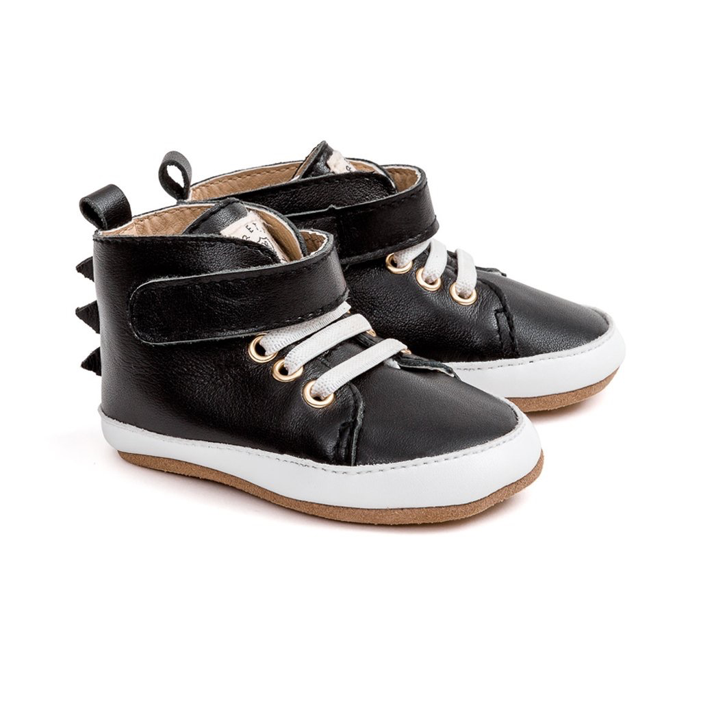 Pretty Brave Classic High Top Infant Shoe