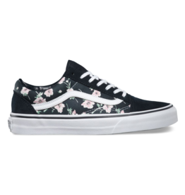 Vans Womens Old Skool Vintage Floral