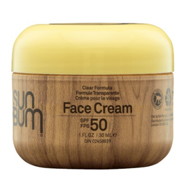 sunbum Face Cream Tub 50 SPF
