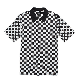 Vans Youth Boys By Checker Camp SS button up