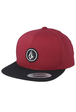 Volcom Volcom, Youth Quarter Snap Back Cap