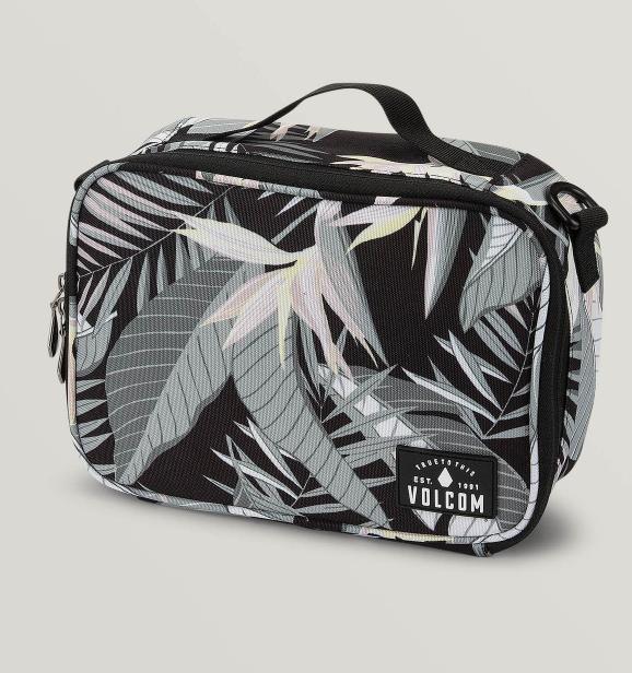 Volcom Brown Bag Lunch Box